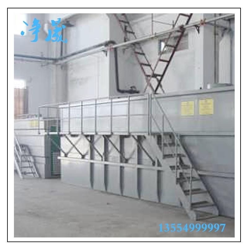18m³/h碳钢污水处理设备