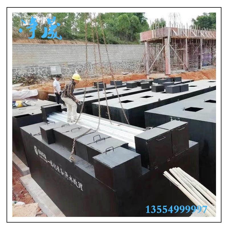 50m³/h碳钢污水处理设备