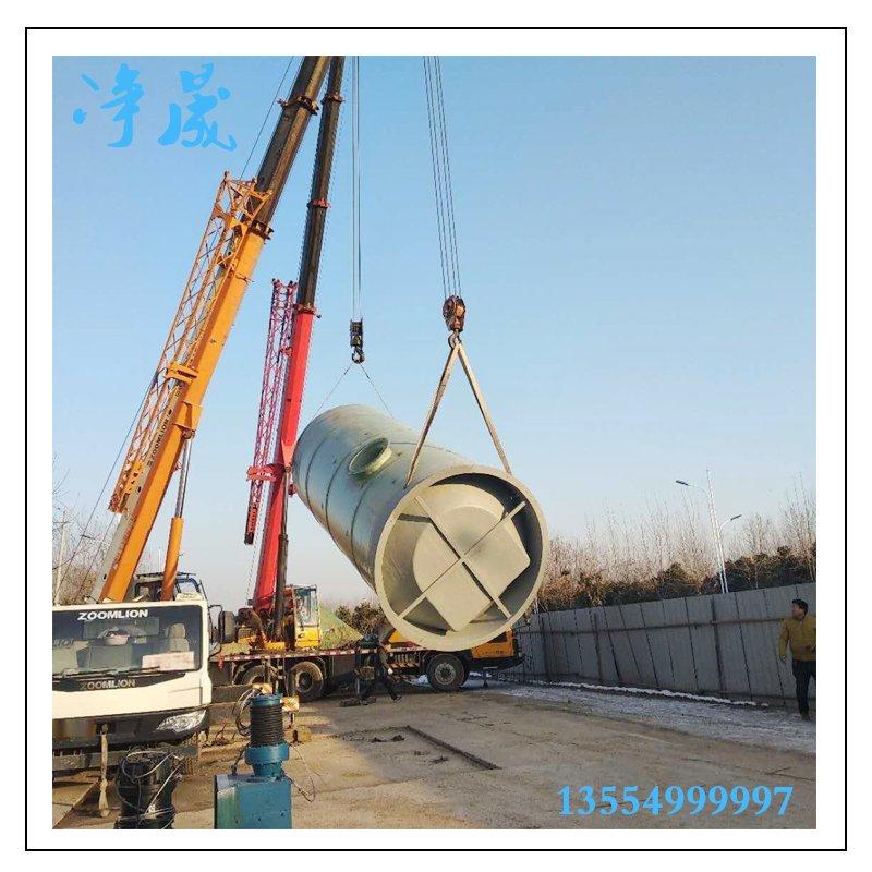 广州南沙第二中心附属学校污水提升泵站工程