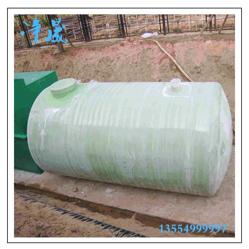 25吨玻璃钢污水处理设备