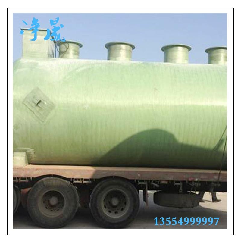 农村玻璃钢污水处理设备