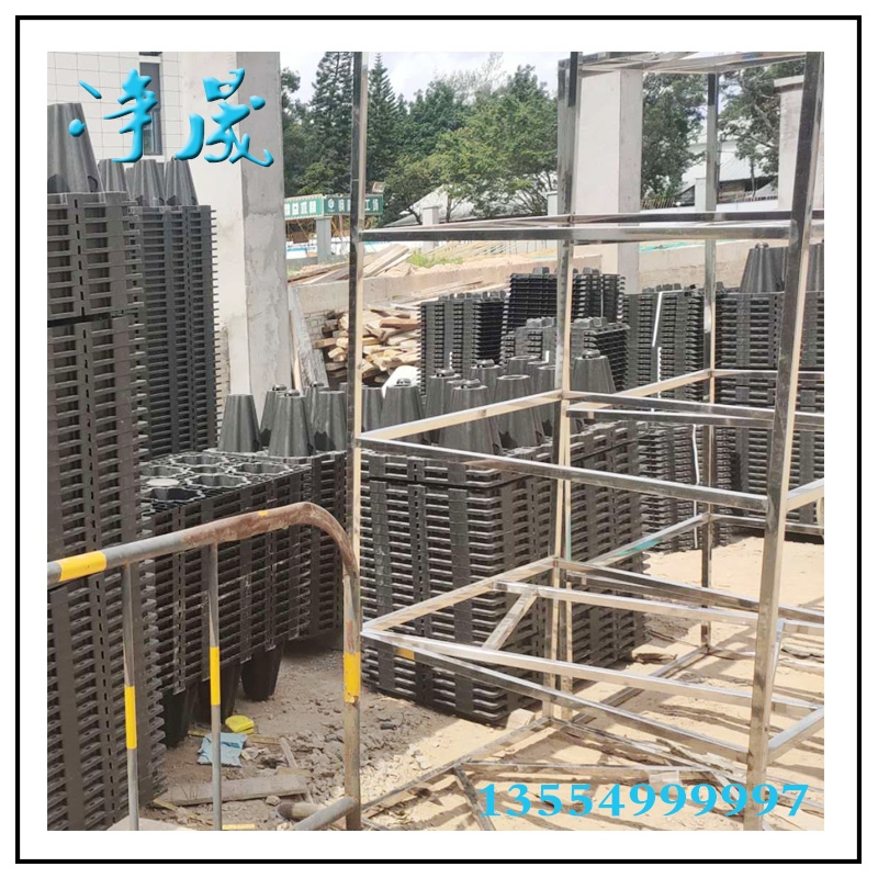 300立方pp模块雨水收集系统