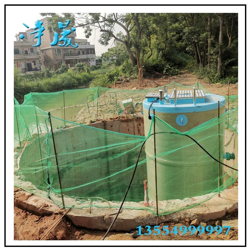 模块化集成式污水提升泵站