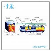 20m³/h碳钢污水处理设备