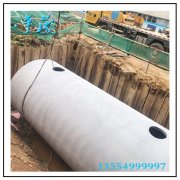 150立方钢筋混凝土消防池