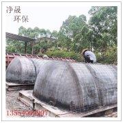 300立方钢筋混凝土消防池