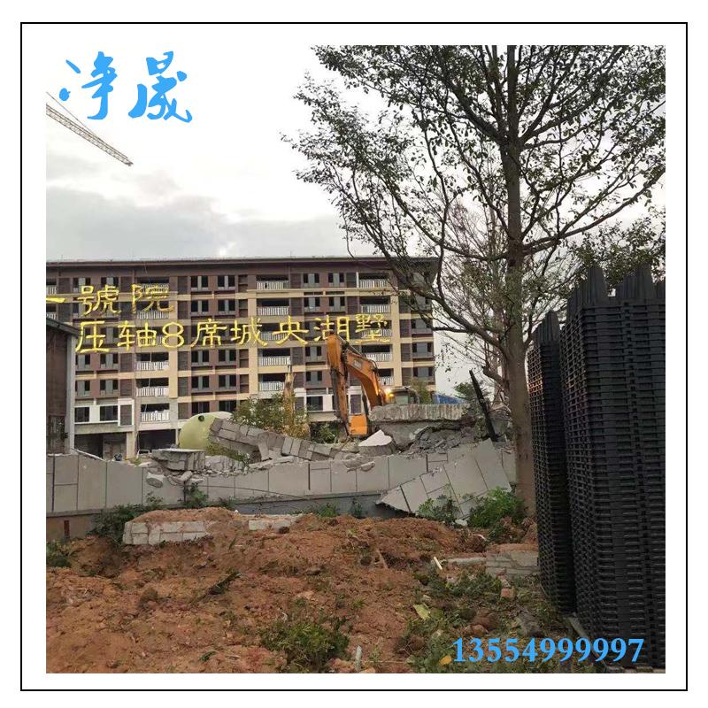 弘扬湖滨尚苑工程——雨水收集综合利用系统