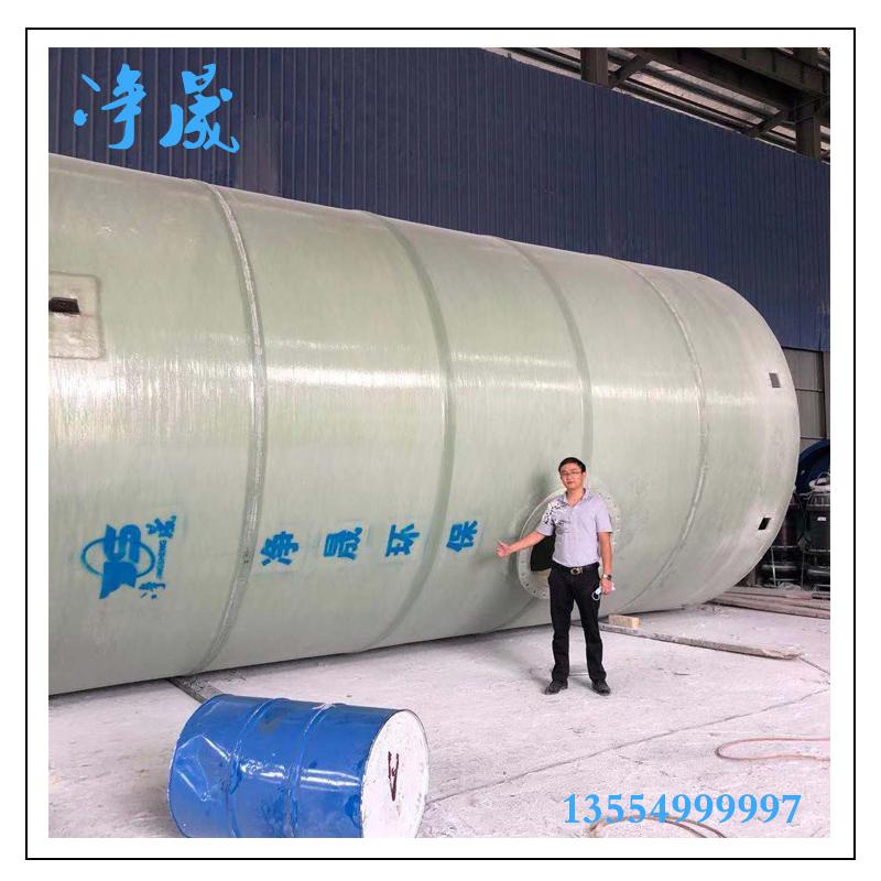 大良街道南霞涌水环境生态修复——一体化泵站