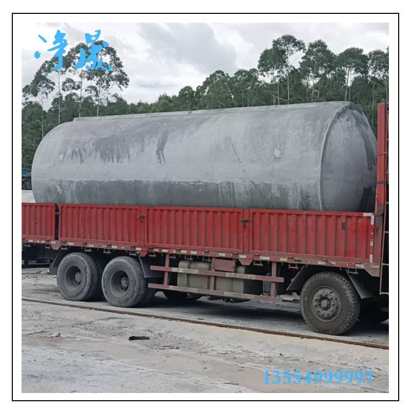 200立方钢筋混凝土雨水收集系统